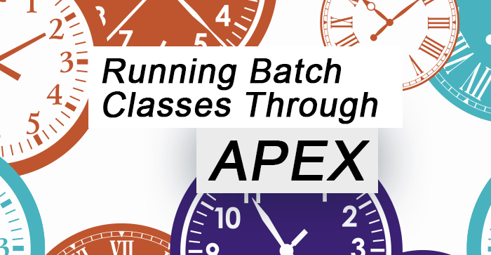 How to schedule the batch class at specific time