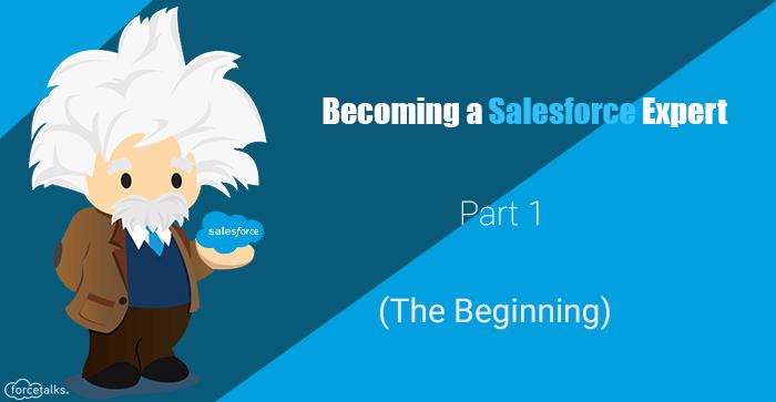 Become a Salesforce expert