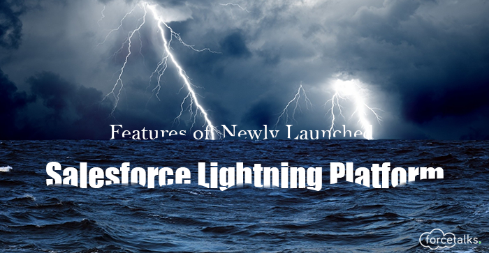 Features of New Salesforce Lightning