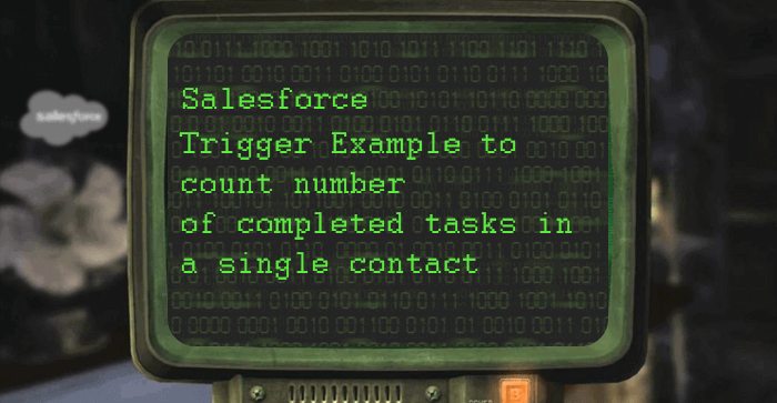 Salesforce Trigger Example