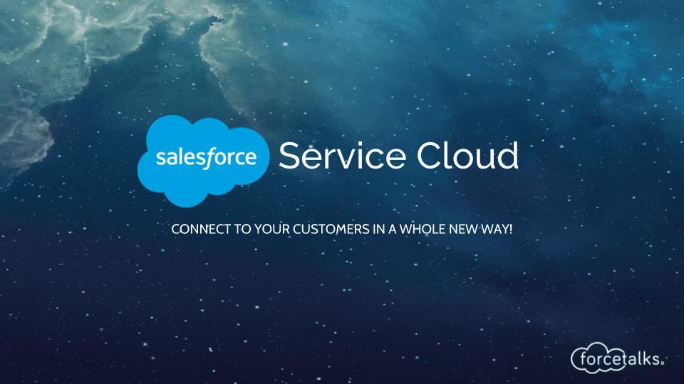 Salesforce Product - Service Cloud