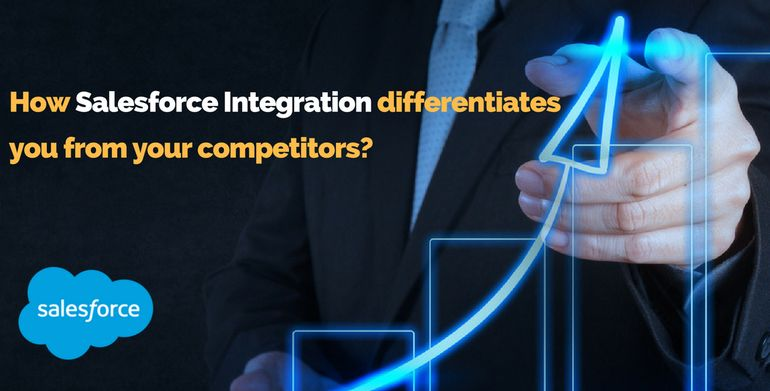 How Salesforce Integration Differentiates You from Your Competitors