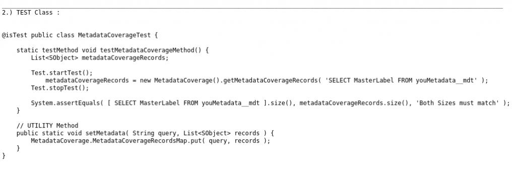 3 MetadataCoverageTest