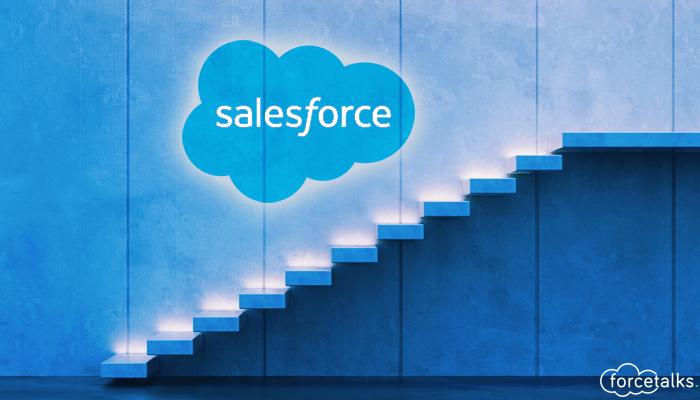 Steps in Salesforce