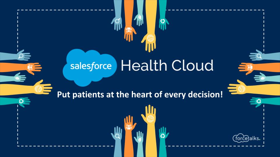 Salesforce Product - Health Cloud