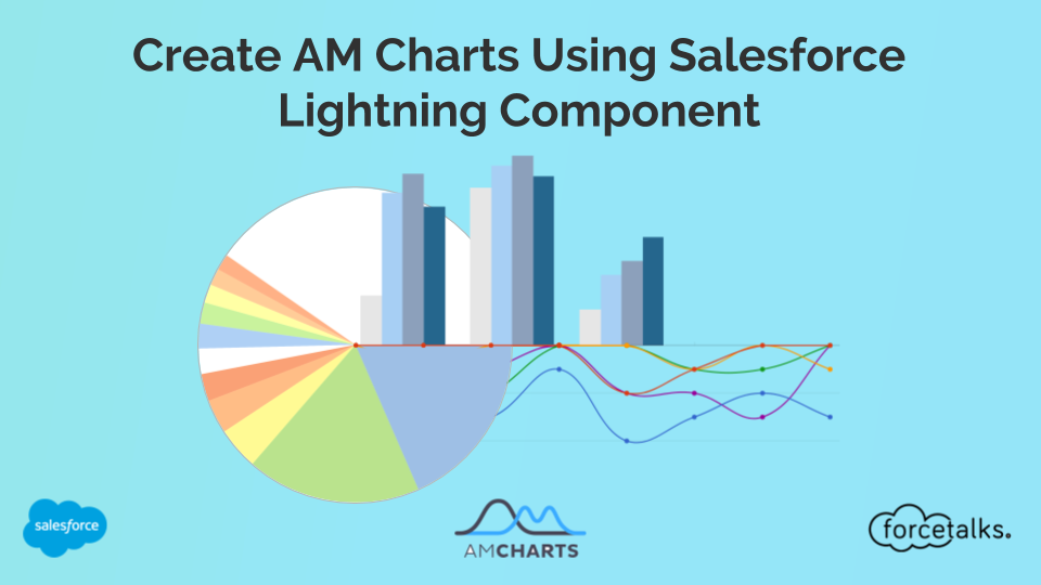 Create AM Charts Using Salesforce Lightning Component