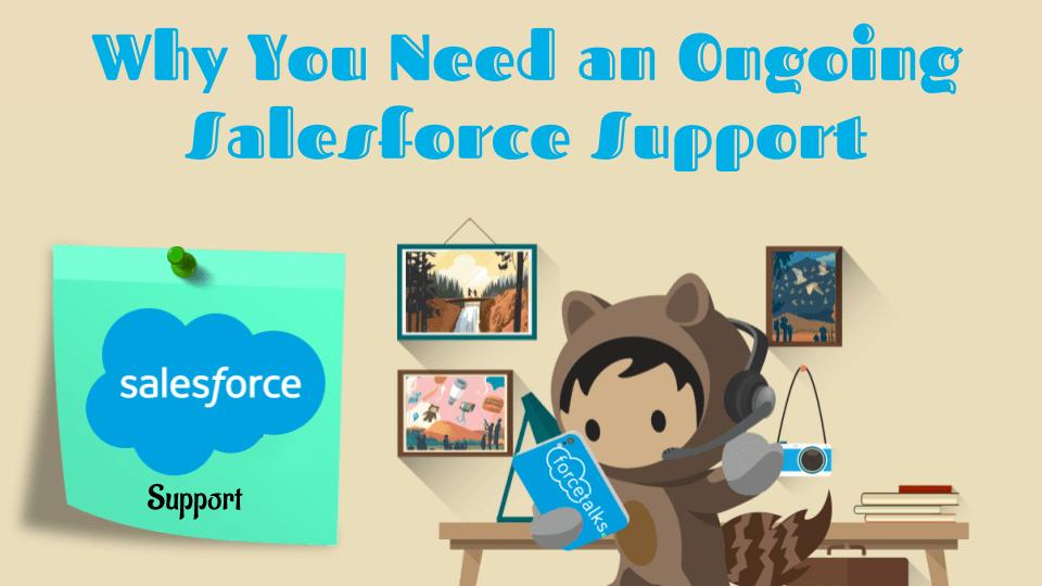 Salesforce Support Online