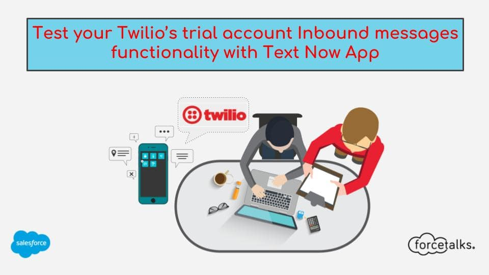 Test your Twilio's trial account Inbound messages functionality