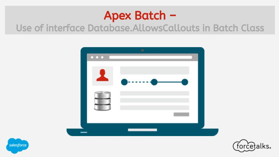 Use of interface Database.AllowsCallouts in Batch Class