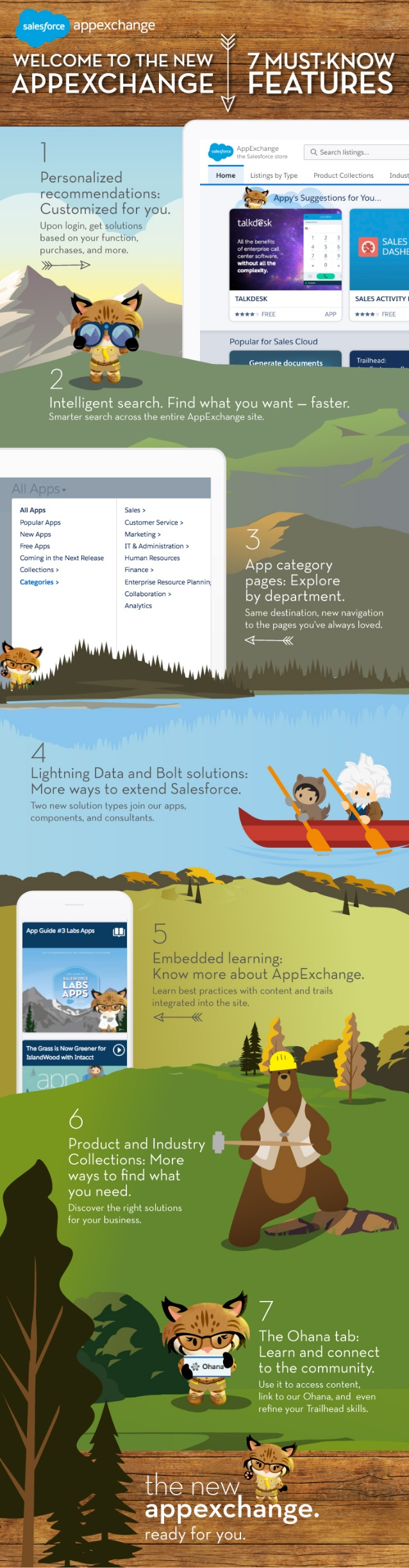 7 Must Know Features on the New Salesforce AppExchange