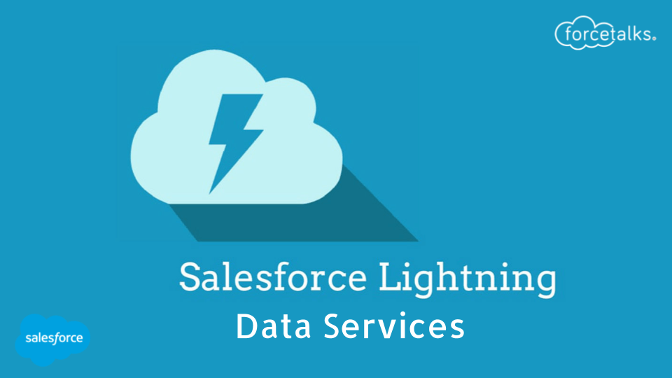 salesforce lightning data services