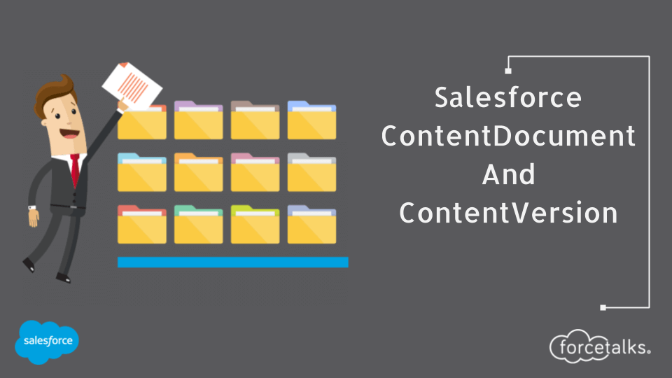 salesforce contentdocument