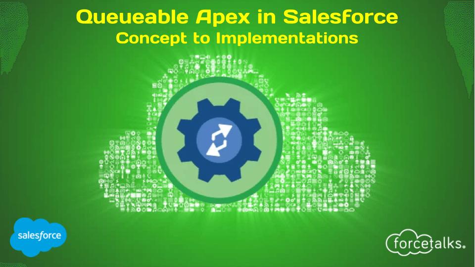 queueable apex in salesforcev