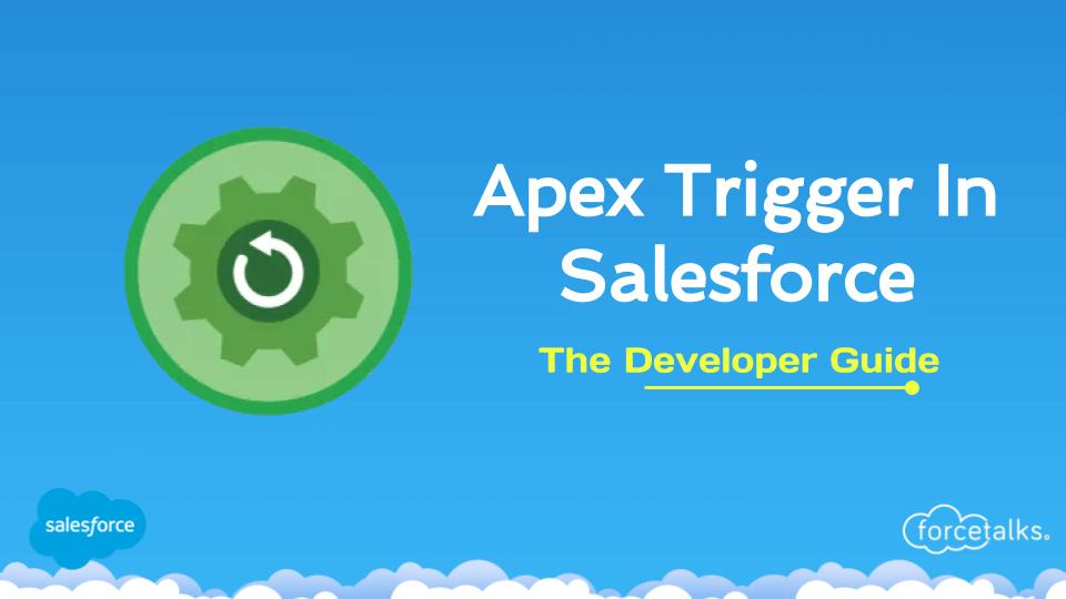 apex trigger in salesforce