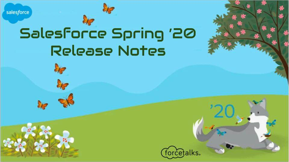 spring 20 release