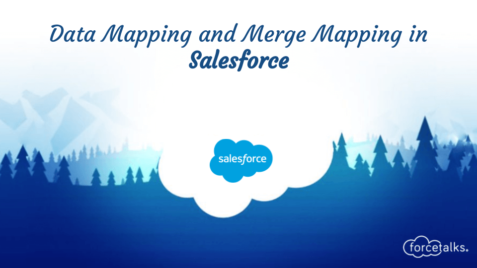 data mapping and merge mapping