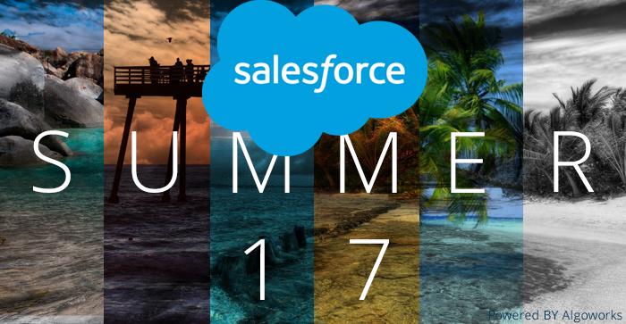 Salesforce Summer 17