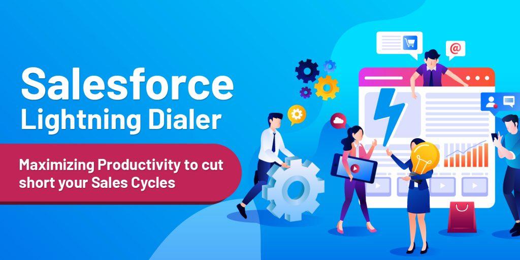 Salesforce Lightning Dialer