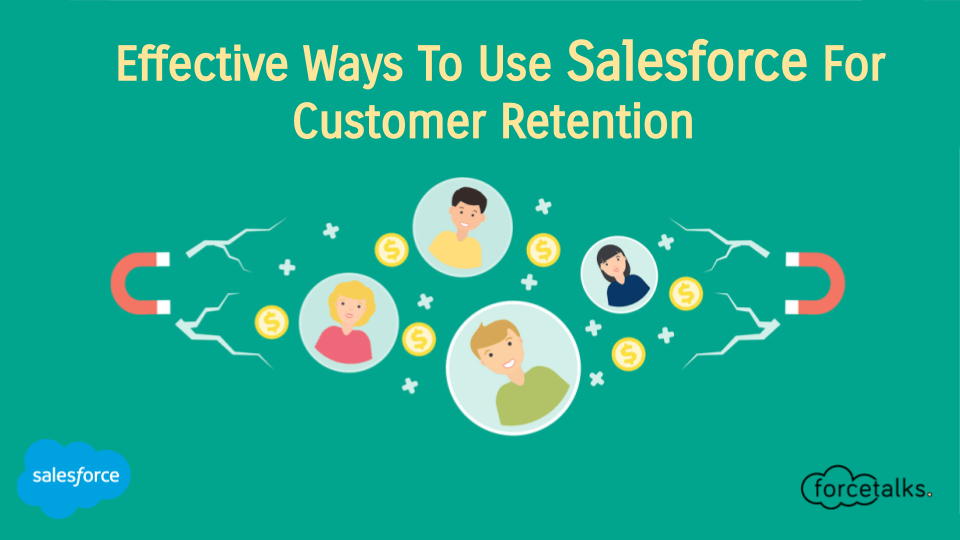 salesforce customer retention