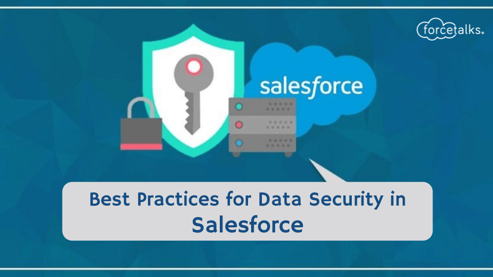 data security in salesforce