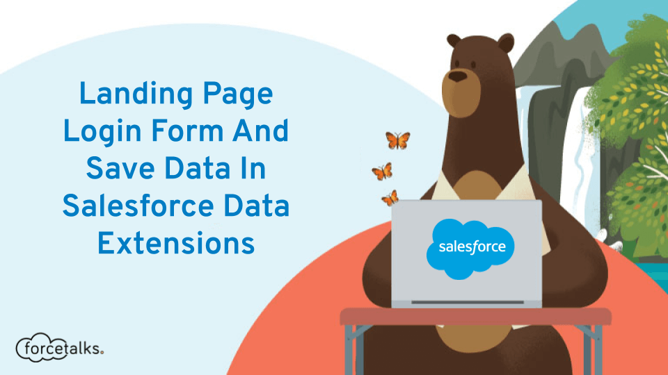 Salesforce Data Extensions