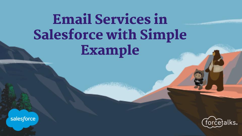 email service salesforce