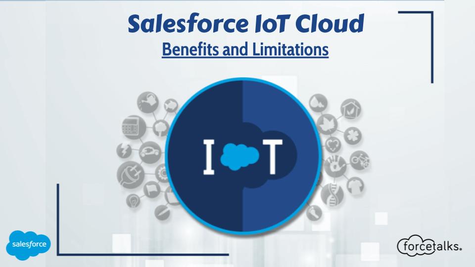 salesforce iot cloud