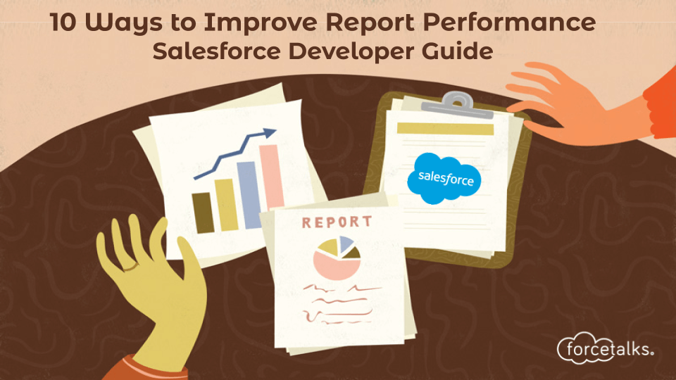 salesforce report performance