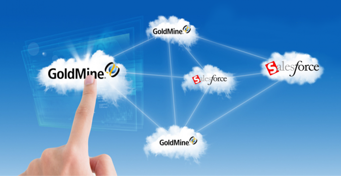 Goldmine to Salesforce