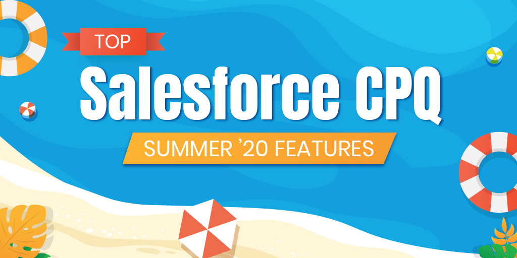 Salesforce CPQ Summer