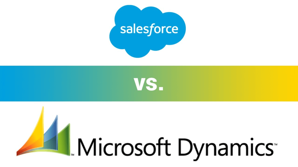 ms dynamics salesforce