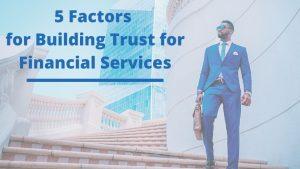 5 ways to Build trust
