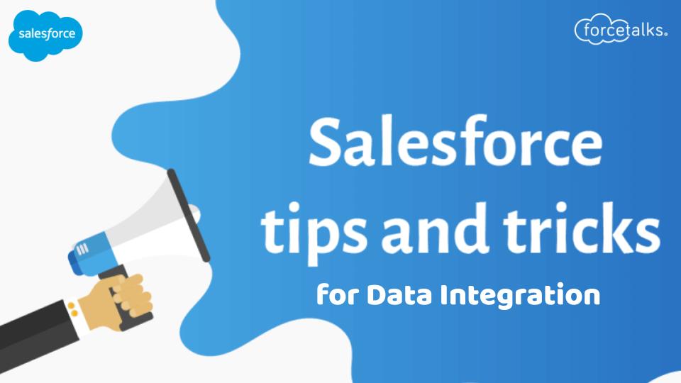 salesforce data integration