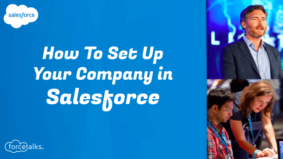 company in salesforce