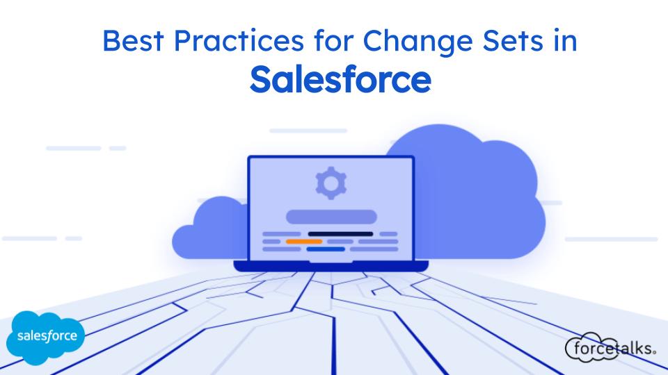 change sets in salesforce