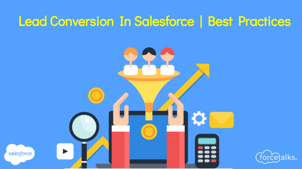 lead conversion in salesforce