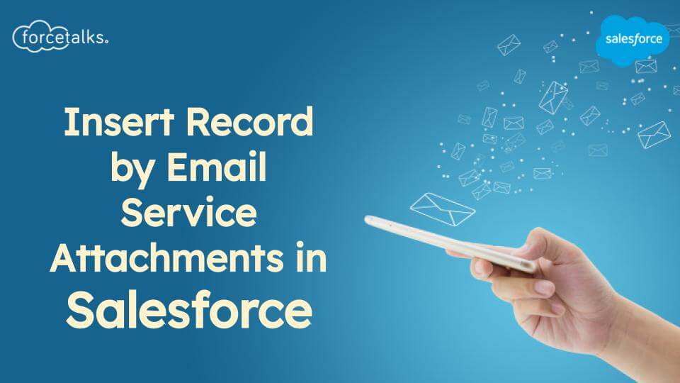 insert record in salesforce
