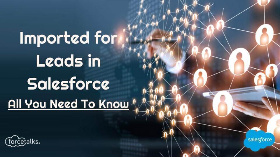 leads in salesforce