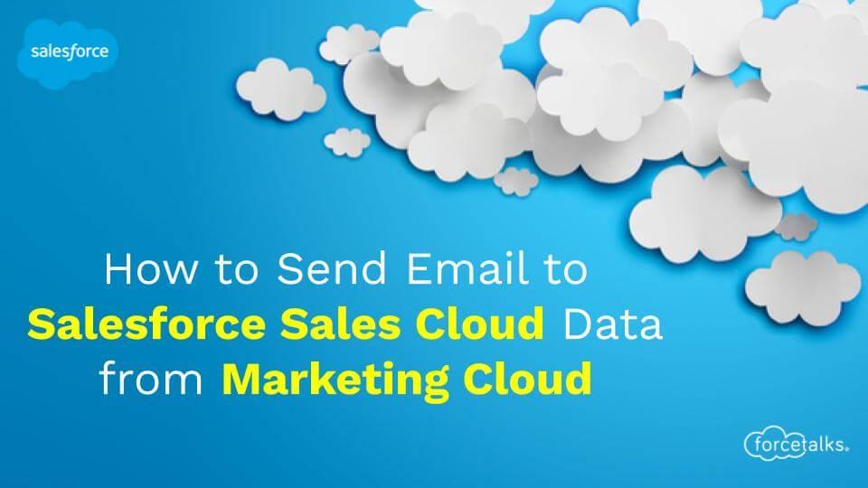 sales cloud marketing cloud