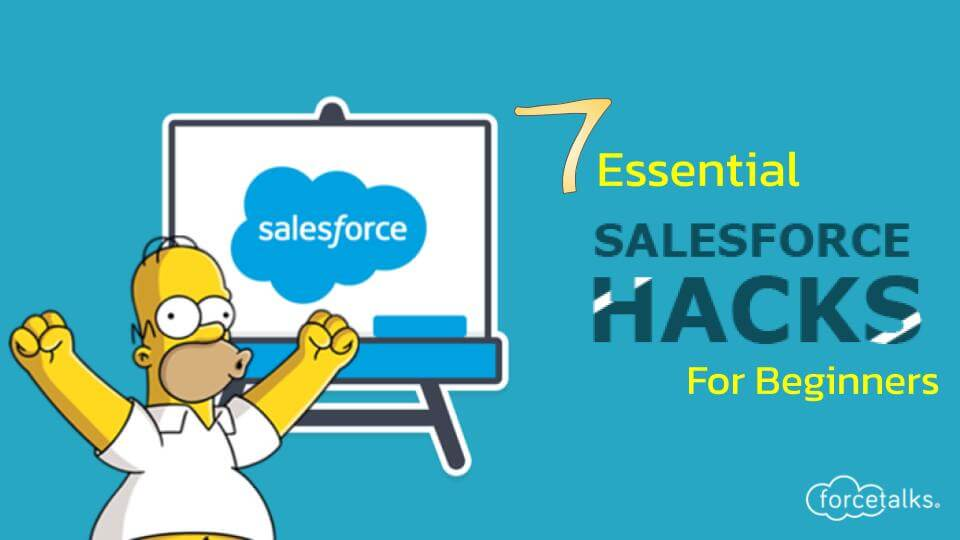 salesforce hacks