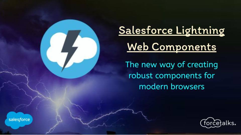 Salesforce Lightning Web Components