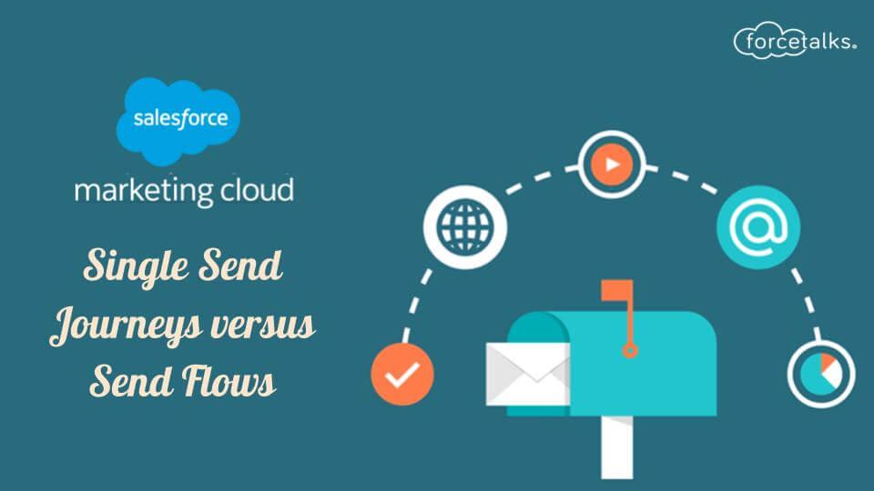 Single Send Journeys versus Send Flows