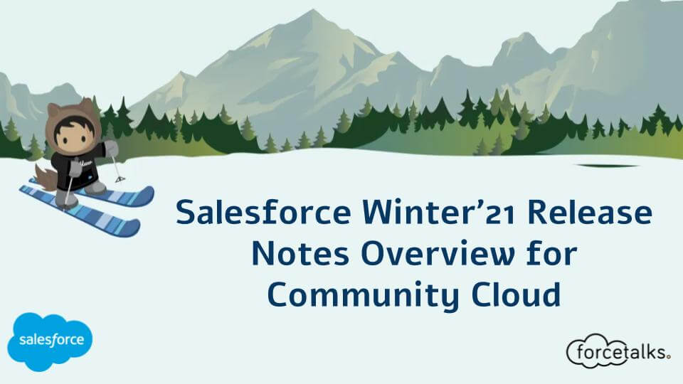 salesforce winter release