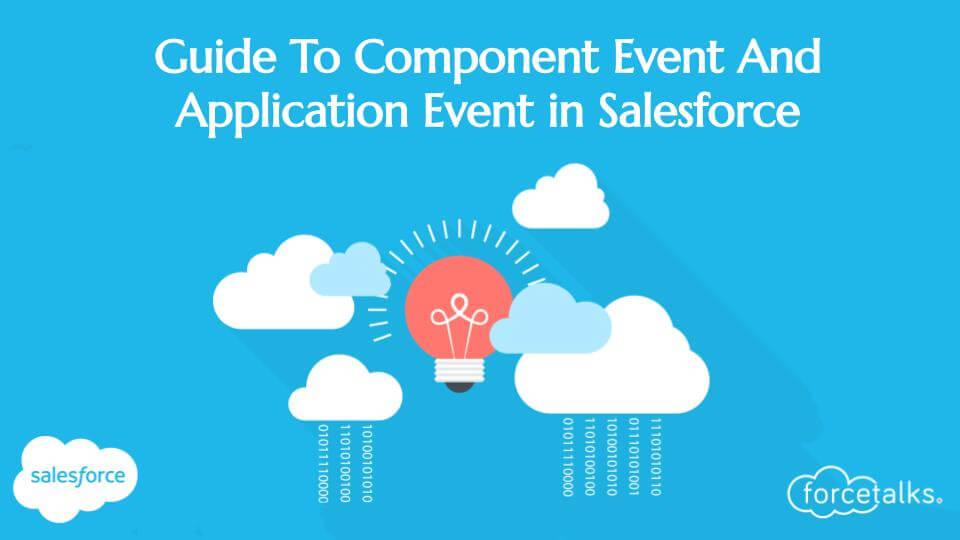 Event in Salesforce