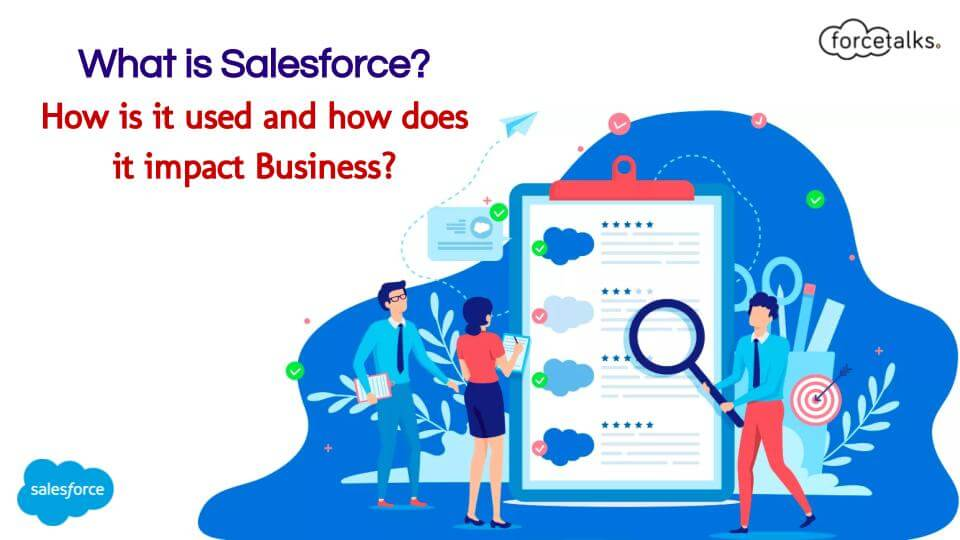 Salesforce business