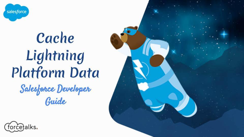 Cache Lightning Platform Data