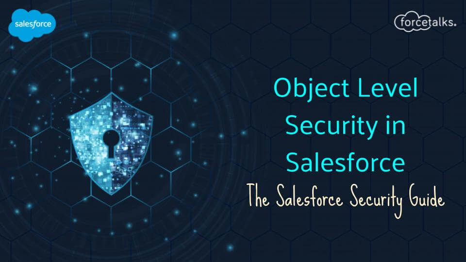 Security in Salesforce