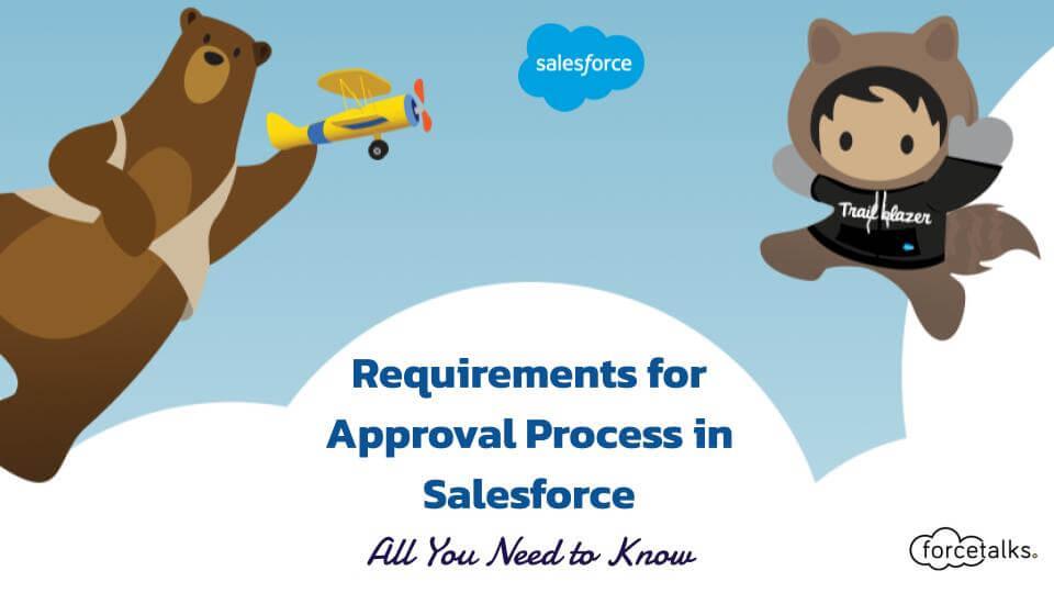 Approval Process in Salesforce