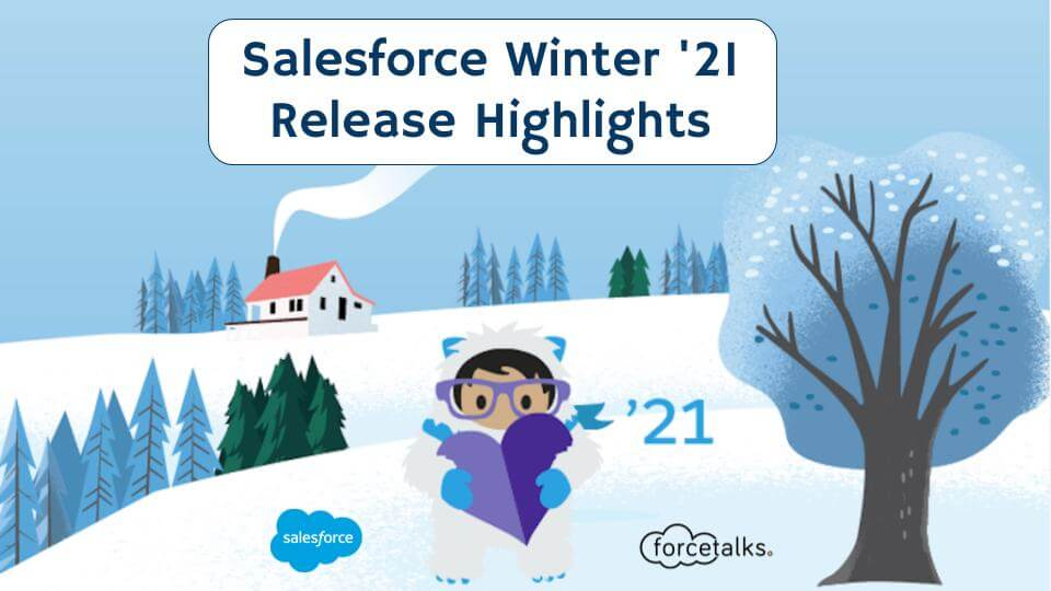 Salesforce Winter 21