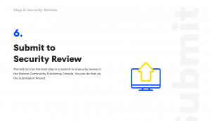 salesforce security review submission